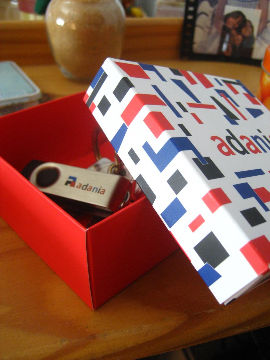 adania caja