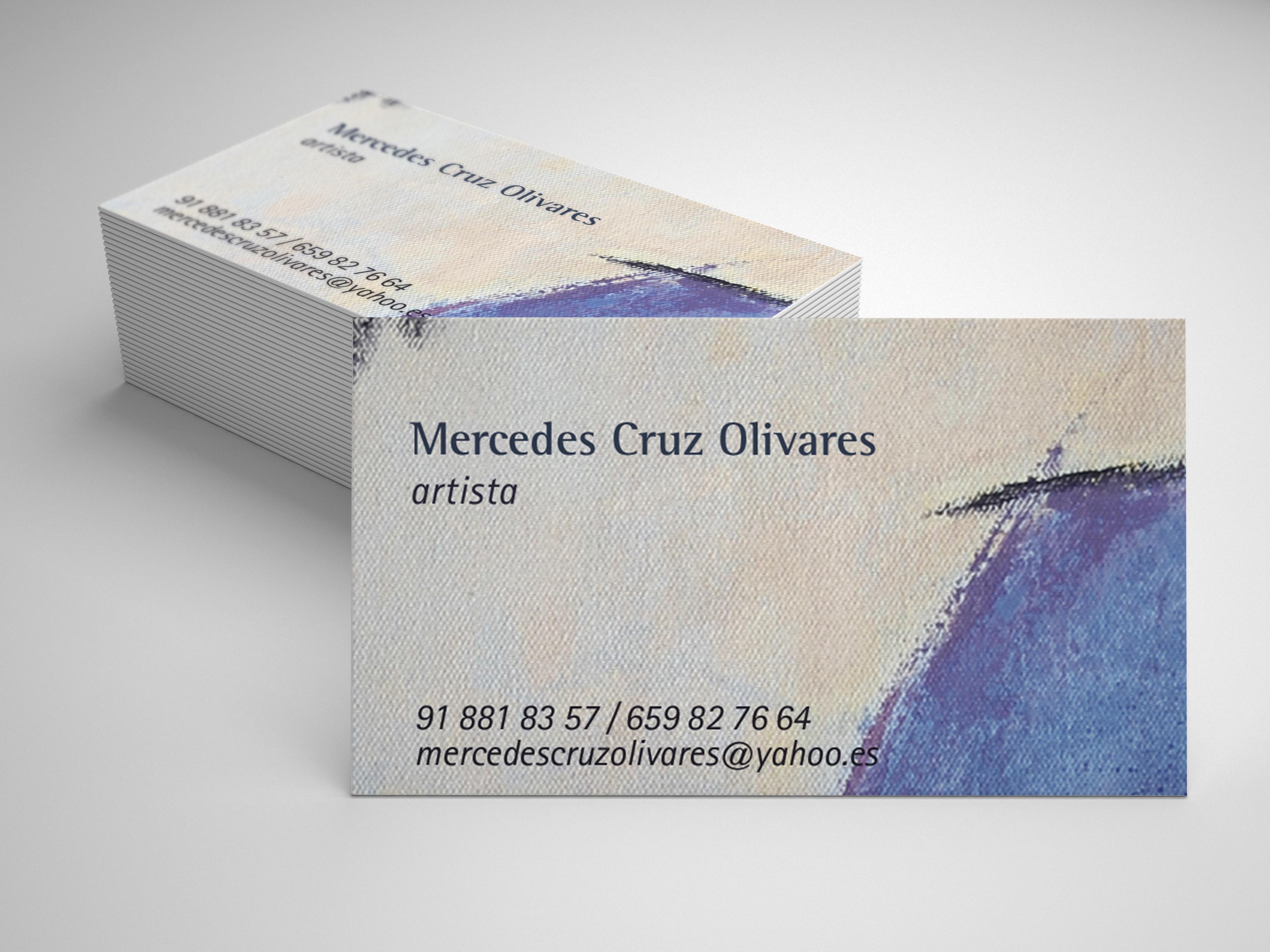 tarjeta visita