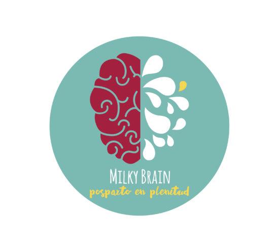 milky brain logo